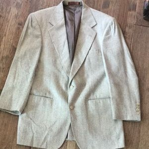 Men's Nordstrom suit jacket. 40R